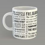 Falkirk Words Mug