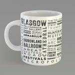 Glasgow Words Mug